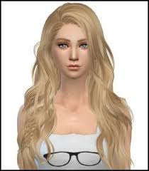custom hair for sims 4 sims 4 custom hair newsea innocent hair retexture sims 4