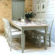 country style dining table country style dining room sets a stunning dark oak finish birch