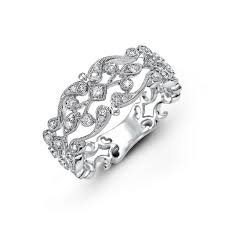 timeless wedding rings diamond lace wedding ring timeless wedding bands