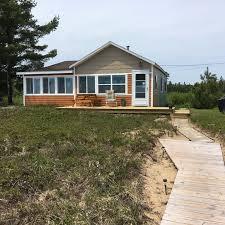 Lake Superior Cottages by Lake Superior Cottage On Sandy Beach Cl H Vrbo