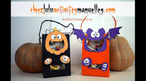 candy bags halloween candy bags for halloween manual activities housing child diy