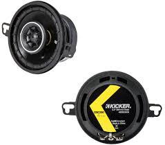 lexus rx300 audio system lexus rx300 99 03 oem speaker replacement kicker 2 dsc65 dsc35