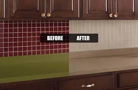 Bathtub Reglaze Kit Tiles Rustoleum Tile Transformations Kitchen Countertop