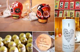 mexican wedding favors day of the dead dia de los muertos mexican wedding favors and