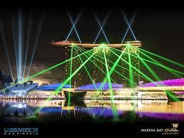 Bay Bridge Light Show Wonder Full Laser And Water Show At Marina Bay Sands Destin Tion