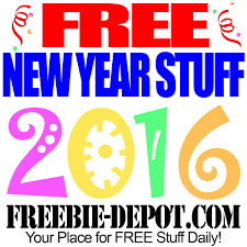 new years stuff free new year stuff 2016 freebies for the new year free new