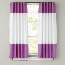 Navy And White Drapes Interior Beautiful Lavender Blackout Curtains For Window Decor
