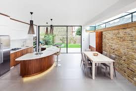 curved kitchen island designs curved kitchen island design ideas