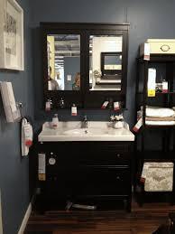 bathroom vanities with towel storage beige wall paint modern