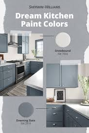 what wall color looks with grey cabinets paint color inspiration for kitchens sherwin williams