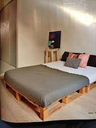 Making A Platform Bed From Pallets by 15 Ways To Use Old Pallets For Furniture 99 Pallets