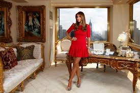 trumps home in trump tower inside donald and melania trump s new york city penthouse pursuitist