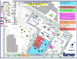 construction site plan kendall square at mit cambridge ma