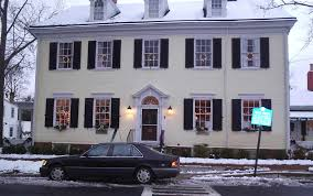 Theodosia Bartow Prevost by The 8 Most Historic Real Haunted Houses In N J Nj Com