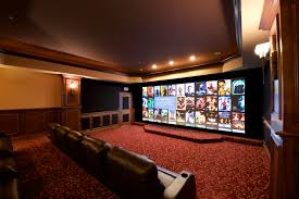 at home movie theater showroom admit one home systems