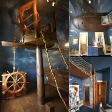 pirate ship bedroom photos popsugar home