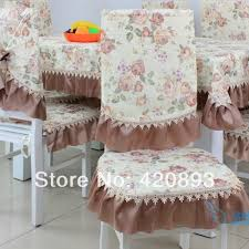 cloth chair covers dining chair covers enchanting home design