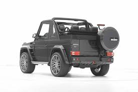 jeep convertible white brabus mercedes benz g500 convertible