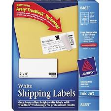 avery labels staples