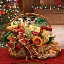 christmas food baskets holidaycollection