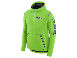 seattle seahawks nike nfl men s alpha fly jacket lids com