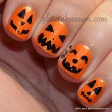 halloween nail art inspiration to show your spooky side 34