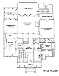 seawatch idea house floor plans coastal living