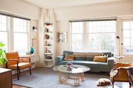 corner shelf decorating ideas dining room eclectic with orange