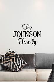 148 best monogram name initials vinyl decals by the vinyl company custom family last name vinyl decal family vinyl wall art decal last name vinyl