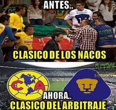 Memes De Pumas Vs America - memes previos del am礬rica vs pumas semifinal apertura 2015