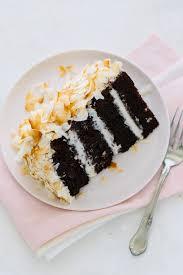 recipe chocolate coconut cake kitchn