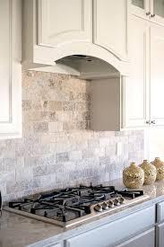 kitchen travertine backsplash travertine backsplash ideas beige kitchen cabinet granite tile