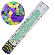 confetti cannon mardi gras confetti handheld confetti launcher