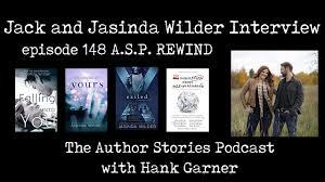episode 148 a s p rewind jack and jasinda wilder interview