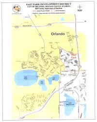 Orange County Florida Map by What Is A Cdd East Park Cdd