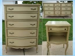 Upcycle Laminate Furniture - painting laminate or formica tops of dressers paint techniques