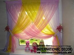 Pink And Teal Curtains Decorating Stylish Modern Curtain Designs 2015 Curtain Ideas Colors Colorful
