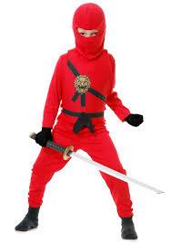 Deadpool Halloween Costume Kid Ninja Costumes Kids Ninja Halloween Costume