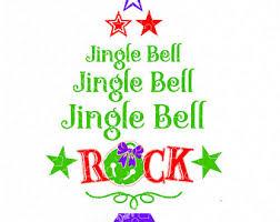 jingle bell rock etsy