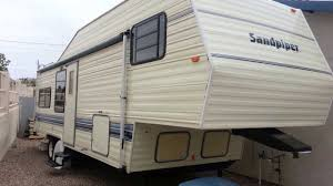 immaculate 29 u0027 1994 sandpiper 5th wheel youtube