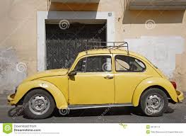 yellow volkswagen beetle royalty free yellow beetle stock photo image of traveling retro 39106174