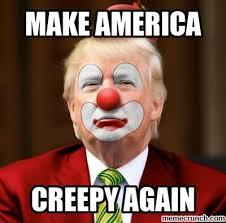 Evil Clown Memes - creepy clown