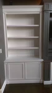 Office Bookcases With Doors 15 Ideas Of Bookcases With Bottom Cabinets