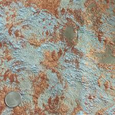 foil brocade lt copper fabric by yard ny fashion