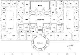 baths of caracalla floor plan reconstructing the baths of caracalla sciencedirect