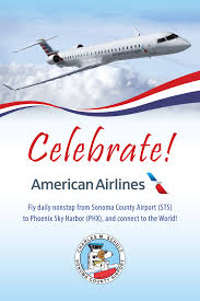 American Airlines Route Map Pdf by Charles M Schulz Sonoma County Airport Sts And American