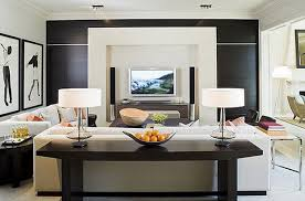 Comfortable Stylish Living Room Designs With Tv Ideas Stylish Eve - Living room design tv