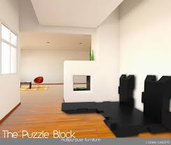 the puzzle block multipurpose furniture by michael shrewsbury at