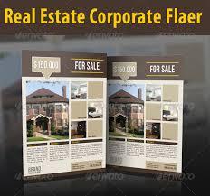 realtor brochure template real estate flyer templates to market