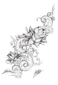 heart and flowers tattoo 367 best jagua tattoos images on pinterest draw tattoo designs